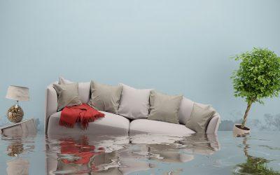 Evite que una inundación en su hogar le dañe las vacaciones